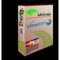 Pasarela de pago Unicaja para VirtueMart 2 y 3