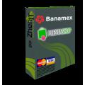 Pasarela de pago BANAMEX / EVO Payments para Prestashop
