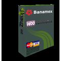 Pasarela de pago BANAMEX / TNS Payments para WooCommerce