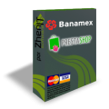 Pasarela de pago BANAMEX / TNS Payments para Prestashop