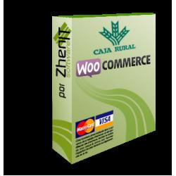Pasarela de pago Caja Rural / Ruralvia para WooCommerce