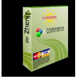 Pasarela de pago Cofidis para osCommerce / ZenCart