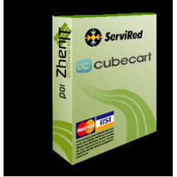 Pasarela de pago Servired / Sermepa para CubeCart