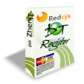 Pago Redsys SHA256 para DT-Register