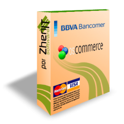 Pasarela de pago BBVA Bancomer para osCommerce / ZenCart