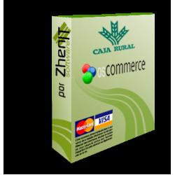 Pasarela de pago Ruralvia para OsCommerce y ZenCart