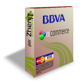 Pasarela de pago BBVA para osCommerce / ZenCart