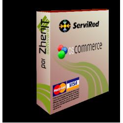 Pasarela de pago Redsýs SHA256 para osCommerce / ZenCart