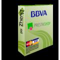Pasarela de pago BBVA para Prestashop