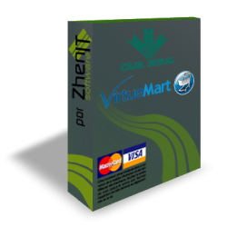 Pasarela de pago Ruralvia para VirtueMart (autoinstalable)