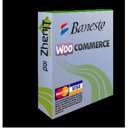 Pasarela de pago Banesto para WooCommerce