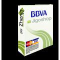 Pasarela de pago BBVA para JigoShop