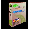 Pasarela de pago Unicaja para OpenCart