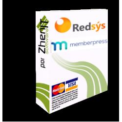 Pasarela de pago Redsys MemberPress (Advanced)