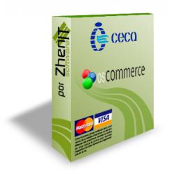 Pasarela de pago CECA para OsCommerce / Zencart