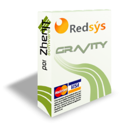 Pasarela de pago Redsys para Gravity Forms ADVANCED