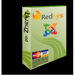 Pasarela de pago Redsys para Joomla Common Payments