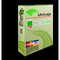 Pasarela de pago Unicaja/Univia para Prestashop  1.5 y 1.6