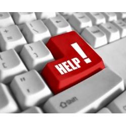 Ampliación de pedido para incluir soporte vía email